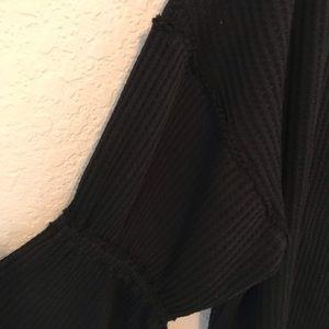 Free People Sweaters - We the free free people Dahlia thermal long sleeve